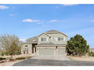 2401 Elkhorn Ranch Street, Parker, CO 80138 (#7617435) :: The Peak Properties Group