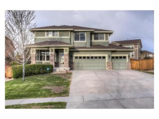 11748 S Rock Willow Way, Parker, CO 80134 (MLS #7678249) :: 8z Real Estate
