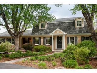5140 S Franklin Street, Greenwood Village, CO 80121 (MLS #7748863) :: 8z Real Estate