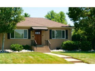 1590 S Josephine Street, Denver, CO 80210 (#7796557) :: Thrive Real Estate Group