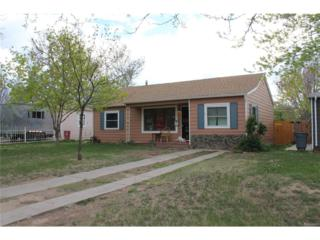 1271 Beeler Street, Aurora, CO 80010 (MLS #7903701) :: 8z Real Estate