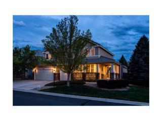 9384 E Aspen Hill Lane, Lone Tree, CO 80124 (#8010158) :: The Peak Properties Group