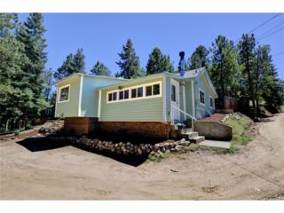 4904 S Indian Trail, Evergreen, CO 80439 (MLS #8105001) :: 8z Real Estate