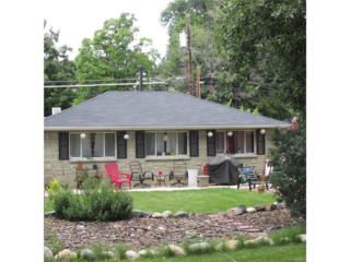 4261 S Logan Street, Englewood, CO 80113 (#8105143) :: The Peak Properties Group