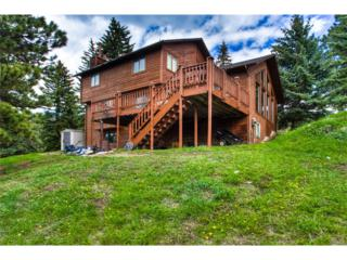 7900 Grizzly Way, Evergreen, CO 80439 (MLS #8150938) :: 8z Real Estate