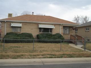 3530 Eudora Street, Denver, CO 80207 (#8251423) :: Thrive Real Estate Group