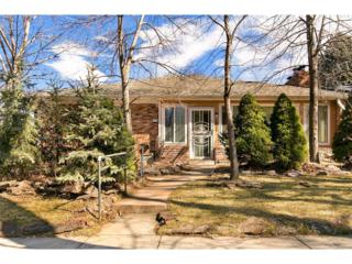 1536 S Corona Street, Denver, CO 80210 (#8368640) :: Thrive Real Estate Group