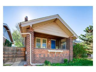 1679 S Logan Street, Denver, CO 80210 (#8390505) :: Thrive Real Estate Group