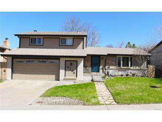 8190 W Walker Drive, Littleton, CO 80123 (#8413750) :: The Peak Properties Group