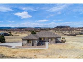 4757 Mariposa Road, Castle Rock, CO 80104 (#8497526) :: The Peak Properties Group