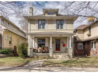 907 S Corona Street, Denver, CO 80209 (#8594222) :: Thrive Real Estate Group
