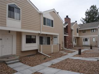 6855 W 84th Way #34, Arvada, CO 80003 (#8616675) :: The Peak Properties Group