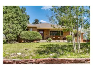 4190 Balsam Street, Wheat Ridge, CO 80033 (MLS #8738089) :: 8z Real Estate