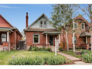 2511 N Race Street, Denver, CO 80205 (MLS #8748568) :: 8z Real Estate