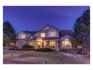 6486 S Picadilly Street, Centennial, CO 80016 (#8781712) :: The Peak Properties Group