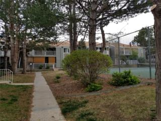 907 S Yampa Street #106, Aurora, CO 80017 (MLS #8804137) :: 8z Real Estate