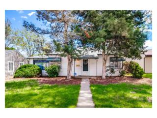 1880 S Cook Street, Denver, CO 80210 (#8929802) :: Thrive Real Estate Group