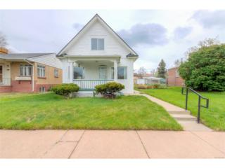 2064 S Grant Street, Denver, CO 80210 (#8960058) :: Thrive Real Estate Group