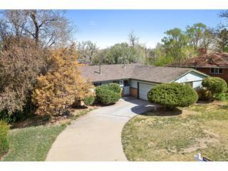 4445 Everett Drive, Wheat Ridge, CO 80033 (MLS #8996372) :: 8z Real Estate