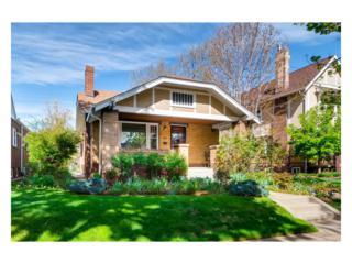 551 S Vine Street, Denver, CO 80209 (MLS #9078473) :: 8z Real Estate