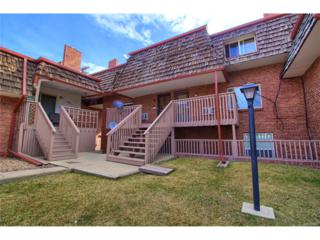 5491 E Warren Avenue #223, Denver, CO 80222 (#9087768) :: The Peak Properties Group