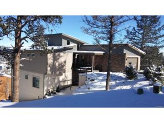 7394 Heiter Hill Drive, Evergreen, CO 80439 (#9195264) :: The Peak Properties Group