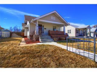 3865 S Acoma Street, Englewood, CO 80110 (#9200827) :: The Peak Properties Group