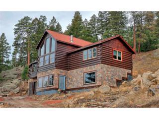 8637 S Cottontail Lane, Morrison, CO 80465 (#9207253) :: The Peak Properties Group