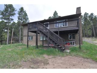 12241 Quaker Lane, Conifer, CO 80433 (MLS #9212085) :: 8z Real Estate
