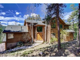 24 W Ranch Trail, Morrison, CO 80465 (MLS #9276291) :: 8z Real Estate