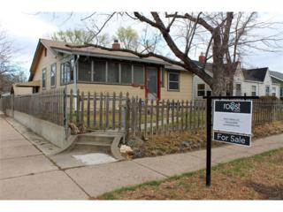 2200 S Downing Street, Denver, CO 80210 (#9428630) :: The Peak Properties Group