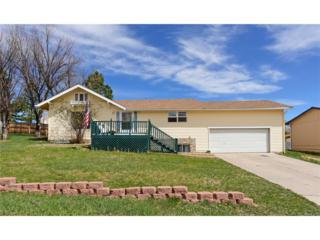 175 W Elm Street, Elizabeth, CO 80107 (MLS #9486867) :: 8z Real Estate