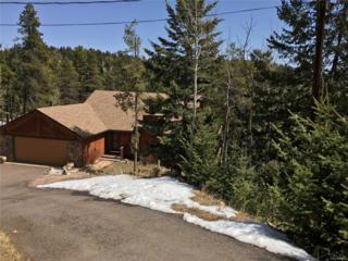 11542 Hannah Drive, Conifer, CO 80433 (MLS #9509131) :: 8z Real Estate