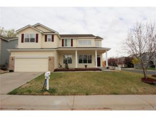 20385 E Maplewood Place, Centennial, CO 80016 (MLS #9510215) :: 8z Real Estate