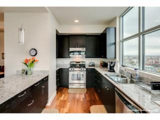 2001 Lincoln Street #822, Denver, CO 80202 (MLS #9533727) :: 8z Real Estate