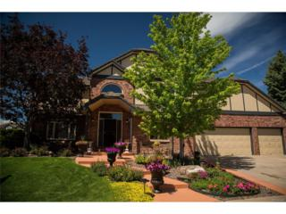 9589 Kemper Drive, Lone Tree, CO 80124 (MLS #9566436) :: 8z Real Estate