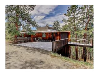 57 S Rainbow Trail, Evergreen, CO 80439 (#9571925) :: The Peak Properties Group