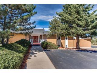 9755 E Dorado Avenue, Greenwood Village, CO 80111 (MLS #9598085) :: 8z Real Estate