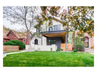 536 S Vine Street, Denver, CO 80209 (#9603365) :: Thrive Real Estate Group