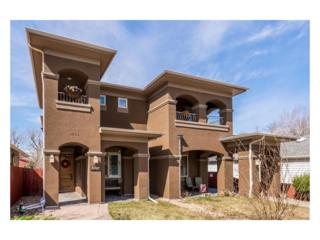 4553 Osceola Street, Denver, CO 80212 (#9760811) :: The Peak Properties Group