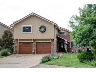 15779 Sandtrap Way, Morrison, CO 80465 (MLS #9856337) :: 8z Real Estate