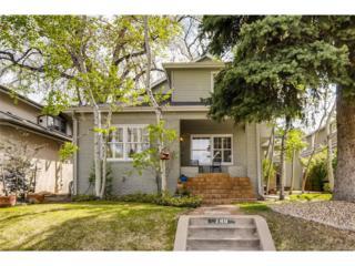 748 S Williams Street, Denver, CO 80209 (MLS #9969566) :: 8z Real Estate
