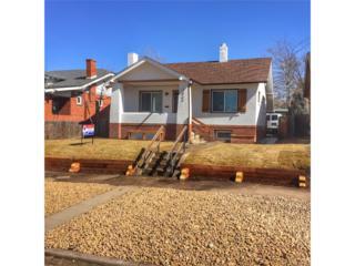 2064 S Logan Street, Denver, CO 80210 (#1965690) :: Thrive Real Estate Group