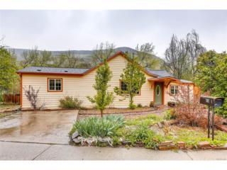 207 East Street, Golden, CO 80403 (MLS #3086883) :: 8z Real Estate