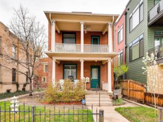67 N Logan Street D1, Denver, CO 80203 (#4239713) :: Thrive Real Estate Group