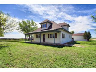 9580 County Road 8, Fort Lupton, CO 80621 (MLS #4246020) :: 8z Real Estate
