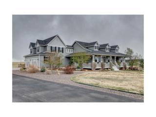 1835 Sheffield Circle, Elizabeth, CO 80107 (MLS #4302146) :: 8z Real Estate