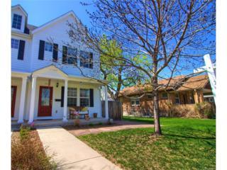 2071 S Grant Street, Denver, CO 80210 (#4588190) :: Thrive Real Estate Group