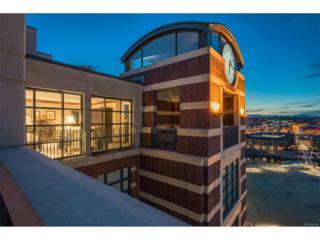 1590 Little Raven Street Ph1, Denver, CO 80202 (#5059640) :: The Peak Properties Group