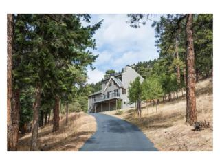 31277 Niakwa Road, Evergreen, CO 80439 (#5683754) :: The Peak Properties Group